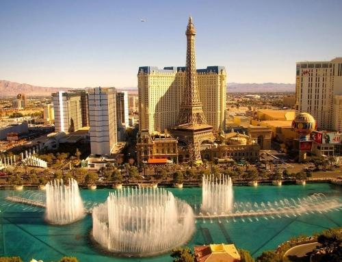 Las Vegas Downtown – Fremont St. Walking Tour